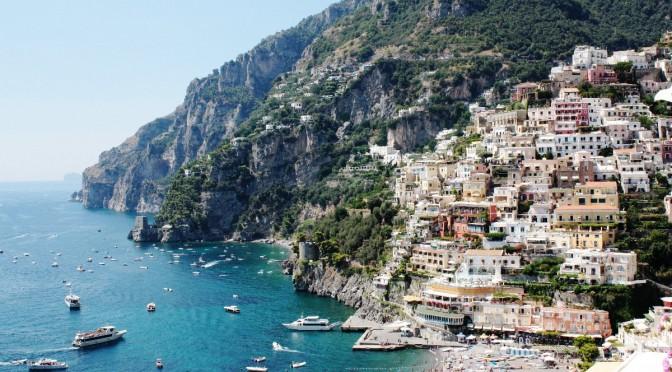 Cald si bine pe coasta Amalfi. Ep. 1: Sfaturi de inceput