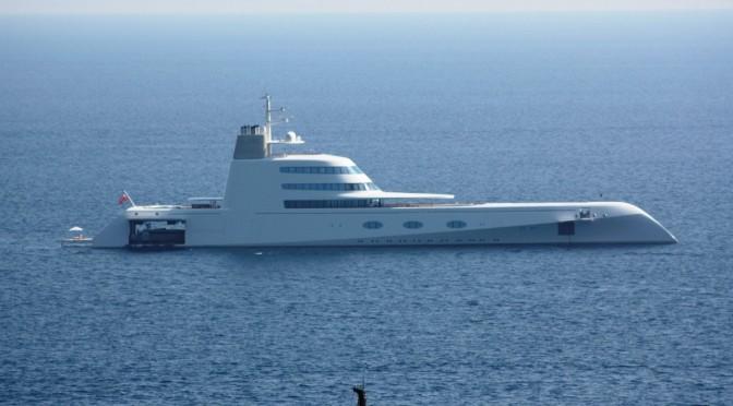 Capri 2012. Yachturile