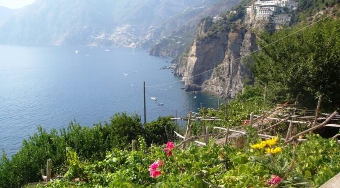 Cald si bine pe coasta Amalfi. Ep. 3. Praiano