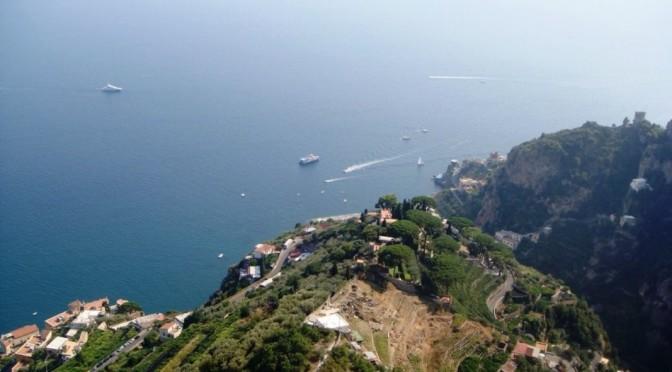 Cald si bine pe coasta Amalfi. Ep. 5. Ravello