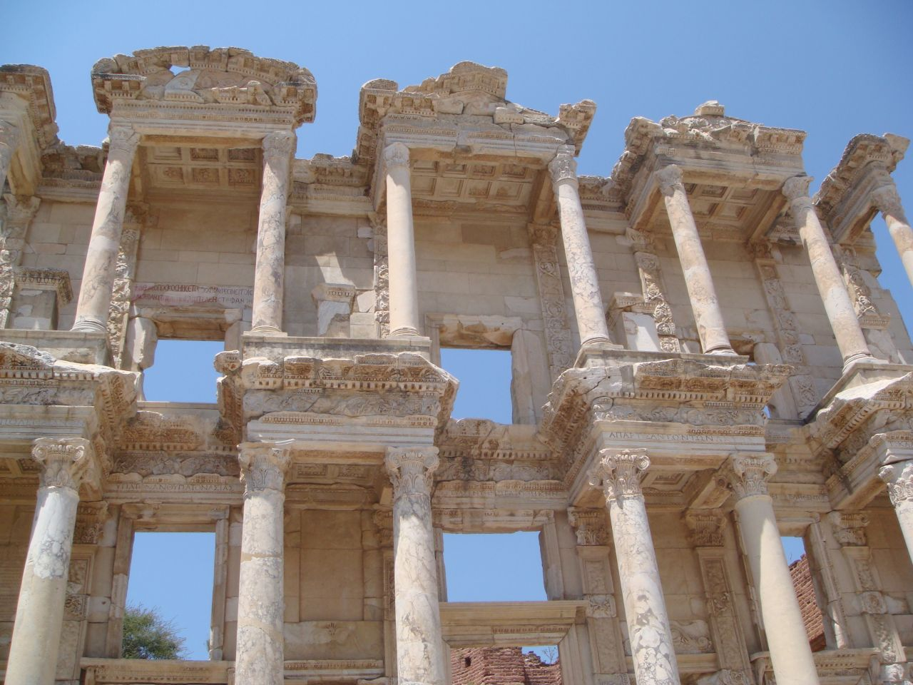 Kusadasi, primul pas in afara Romaniei