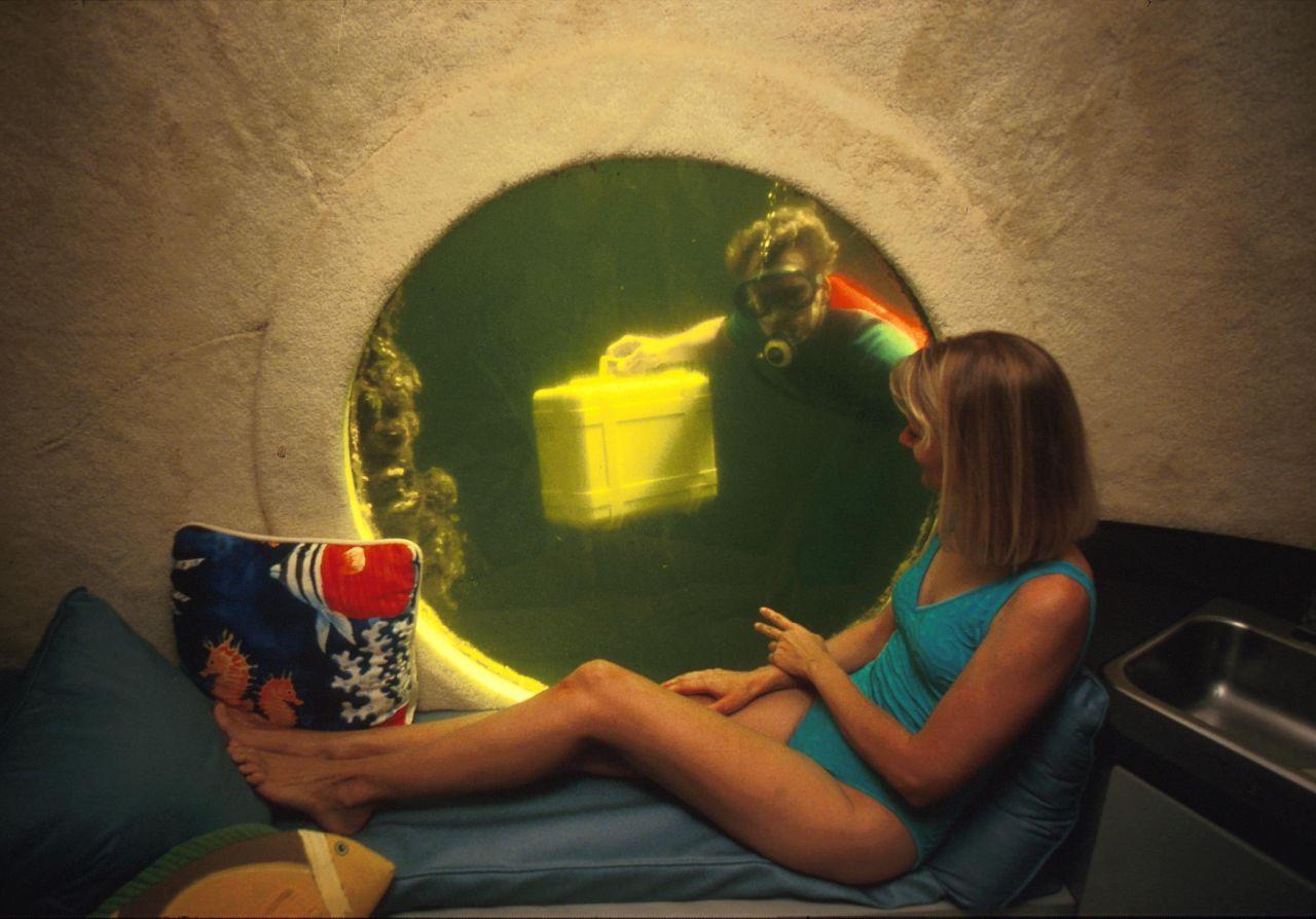 Jules Undersea Hotel