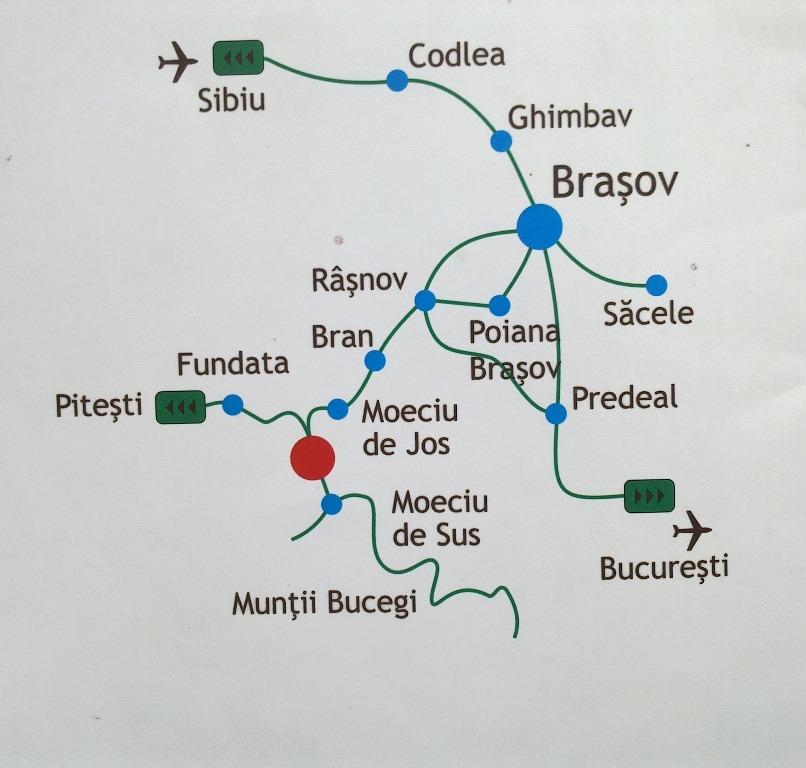 Moeciu de Sus – Bucuresti: Cum sa faci 7 ore pe drum si sa nu-ti pese!?