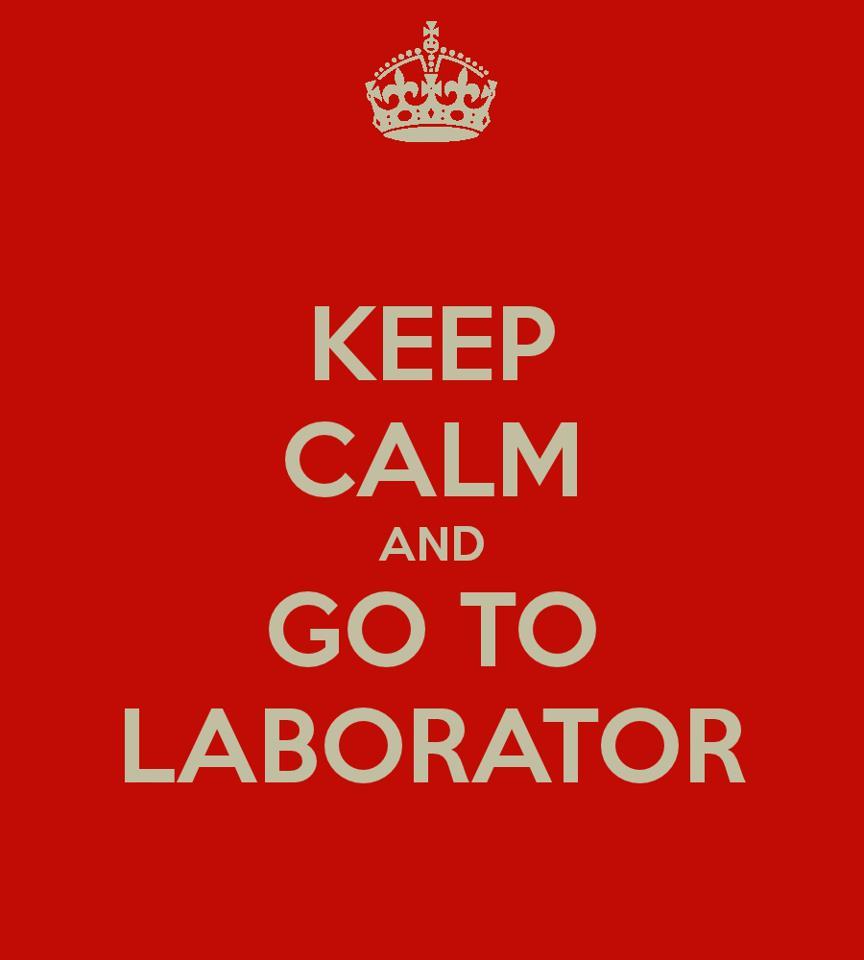 Stai calm si intra in Laboratorul de Cocktailuri