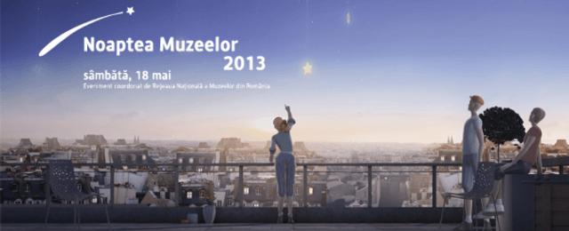Noaptea Muzeelor: Ce putem vedea prin Bucuresti?