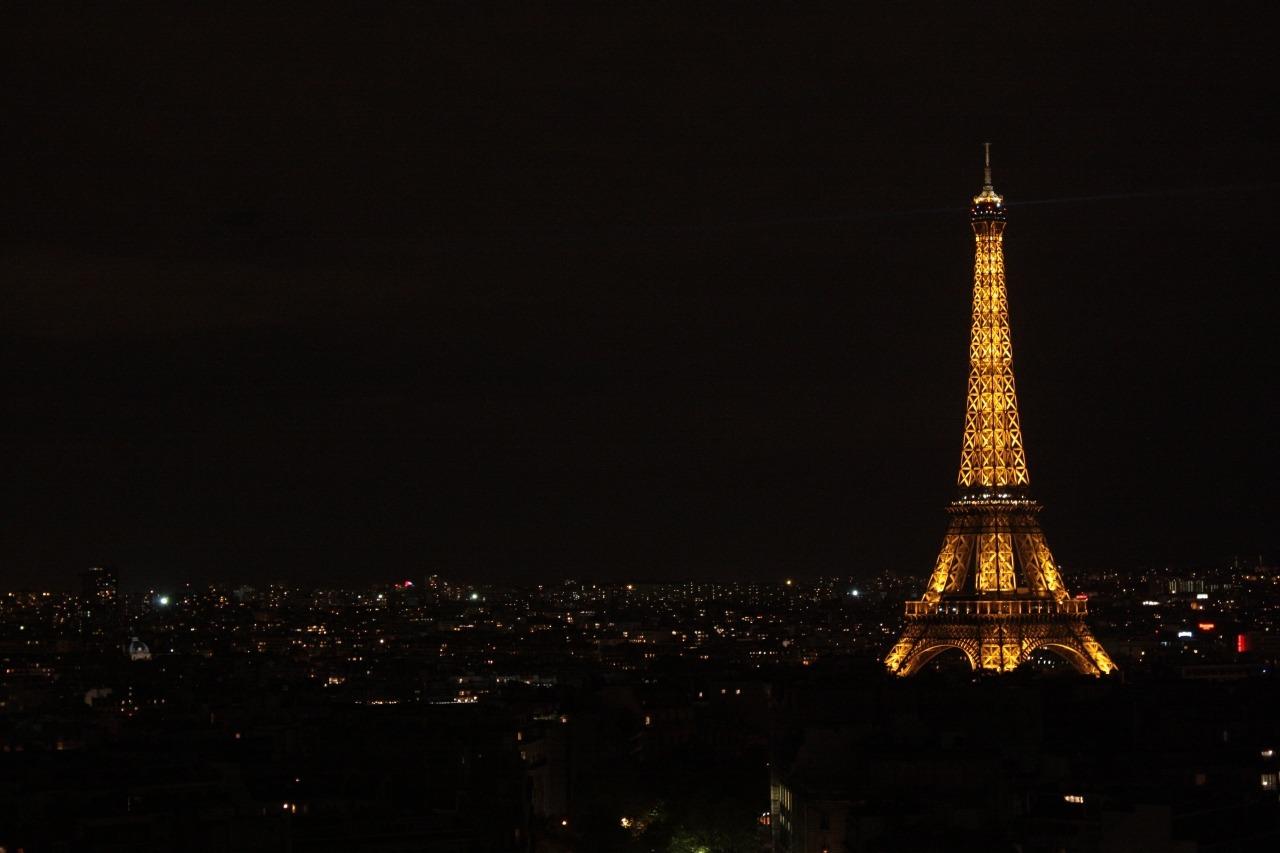 Parisul este mereu o idee buna. Ep. 1