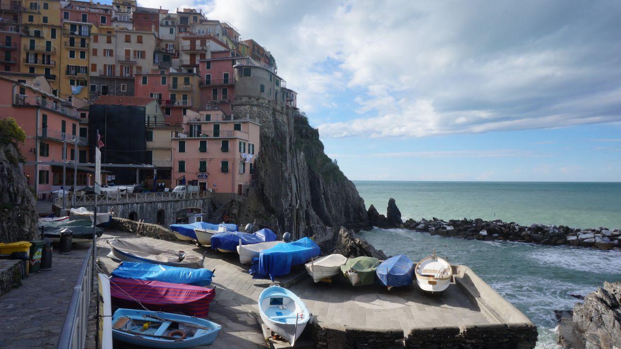 Vacanta in Cinque Terre – Ghid pe scurt