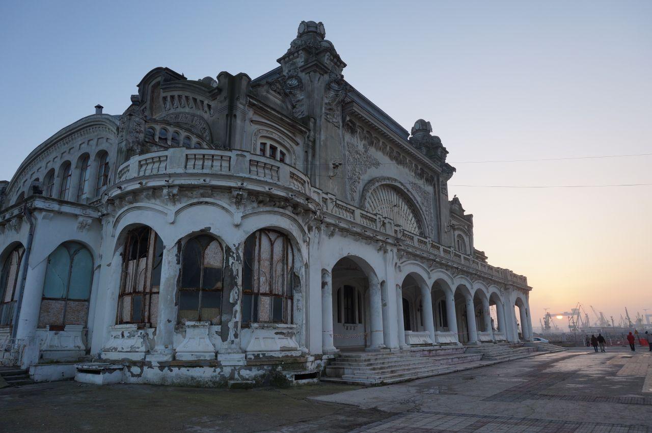 Povesti de 100 de ani. Azi, Cazinoul din Constanta