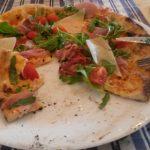 Pizza prosciutto crudo - Bocca Lupo