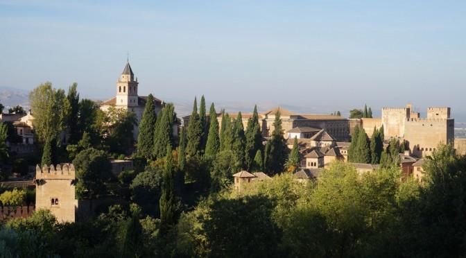Despre Sevilia V – Alhambra