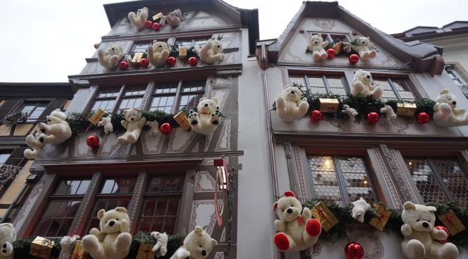 Cateva ore prin Strasbourg