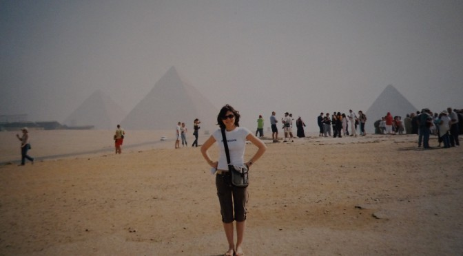 Cairo, prima calatorie