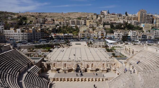 Putin altfel in Iordania – Amman