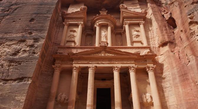 Putin altfel prin Iordania – Marea Moarta si Petra