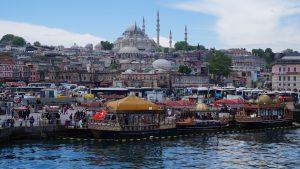 Istanbul - pod Galata