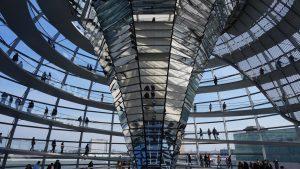 Cladirea Reichstag - Berlin