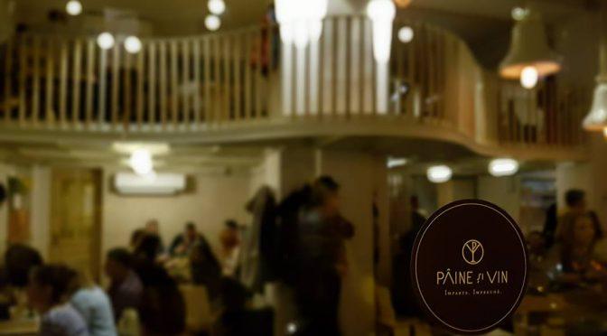 Scurta, foarte scurta opinie despre Paine si Vin