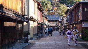 Higashiyama Higashi Chaya District, Kanazawa
