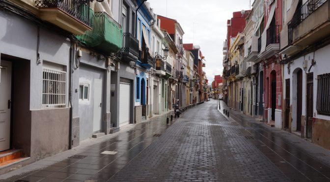 Valencia cu paella, tapas și ceva petarde