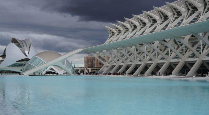 Valencia cu muzeu, acvariu si…ceva petarde (iar)