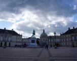Copenhaga - Castelul Amalienborg