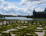 Copenhaga - Palatul Frederiksborg