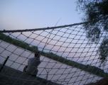 cu cortul in delta