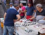 Catania - Piata de peste