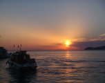 Thassos - cu barca