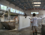 Thassos - cariera de marmura