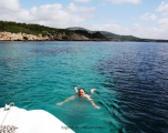 Vacanta in Sardinia - Alex face baie.