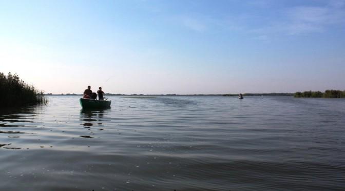 Pescuit de octombrie in Delta Dunarii