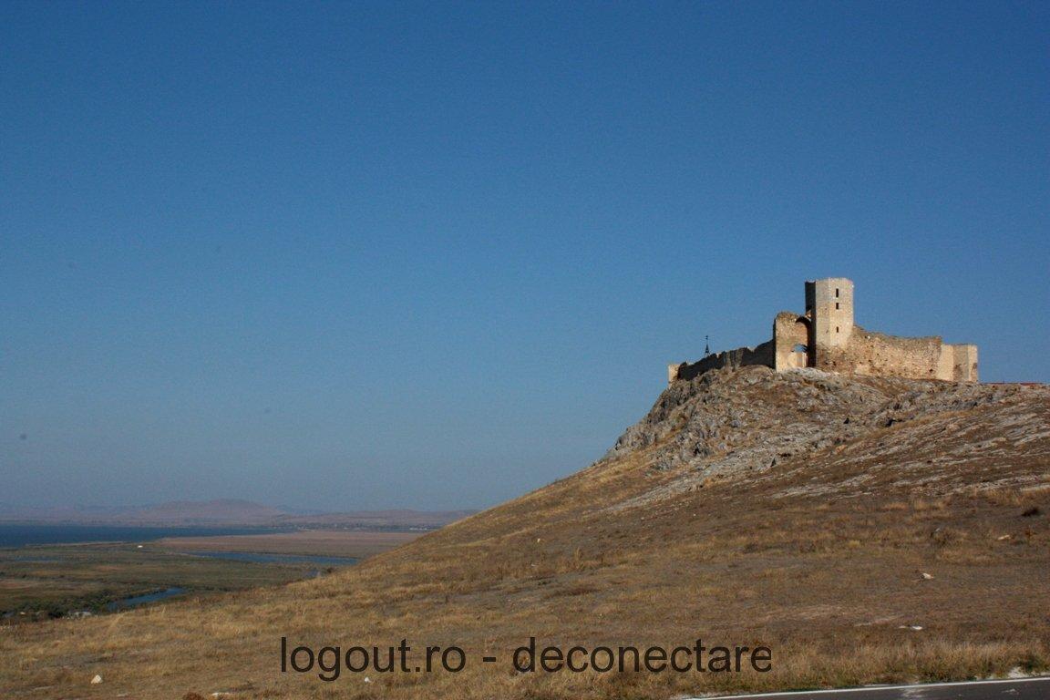 Cetatea Enisala.