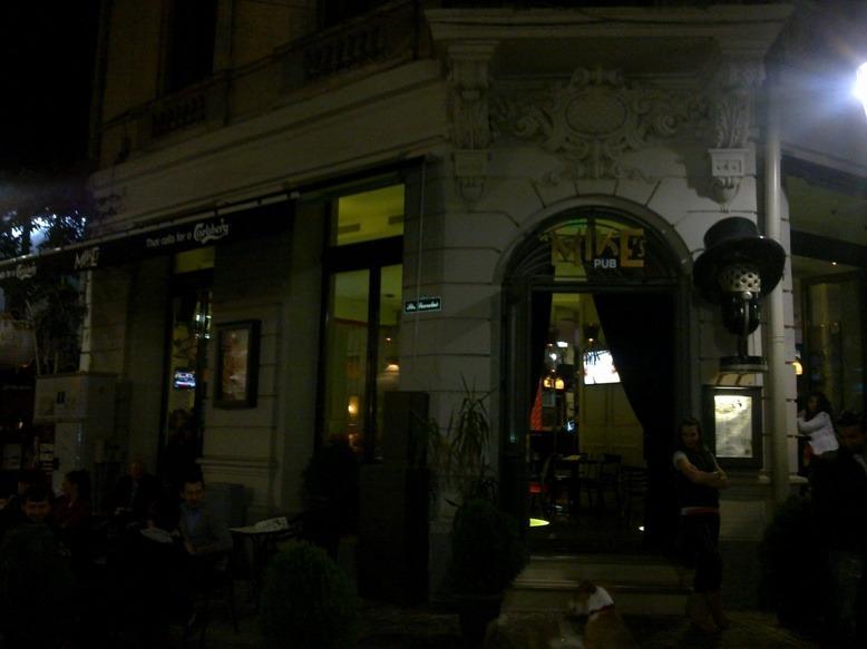 Mike's Pub Bucuresti