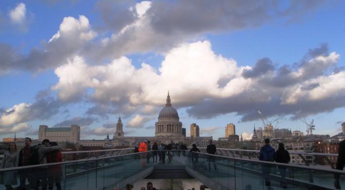 It's London, baby!
