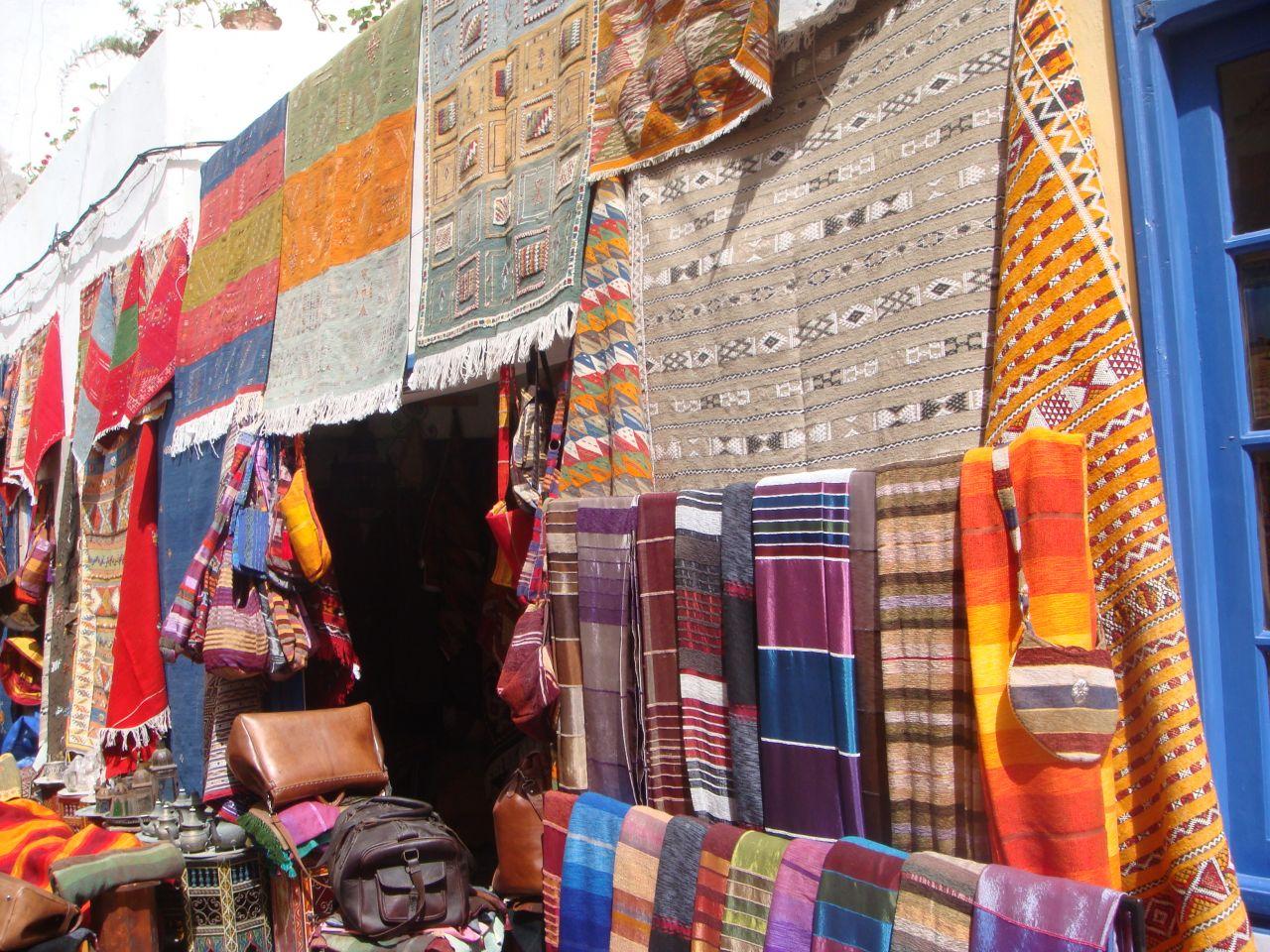 Maroc, episodul 4: Essaouira, shaorma si vant puternic