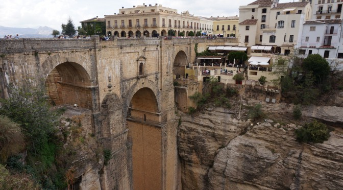 Despre Sevilia IV – Ronda si Granada