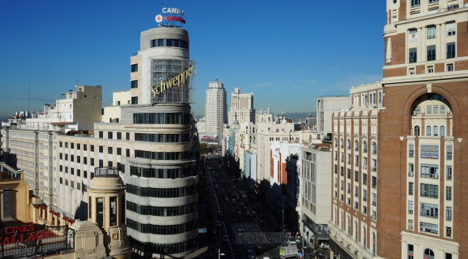 Madrid, verbul