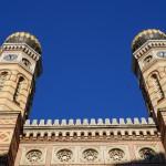 Budapesta - Sinagoga Cartierul Evreiesc