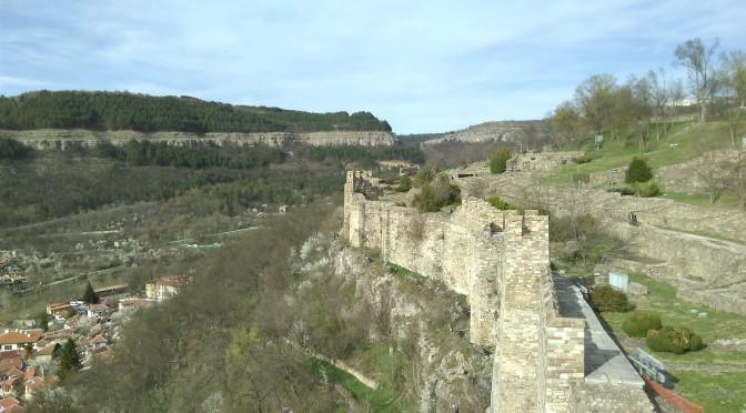Cuceriri de weekend. Veliko Tarnovo, Bulgaria