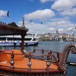 Istanbul - baza pod Galata