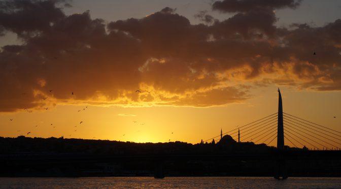 Lumile din Istanbul