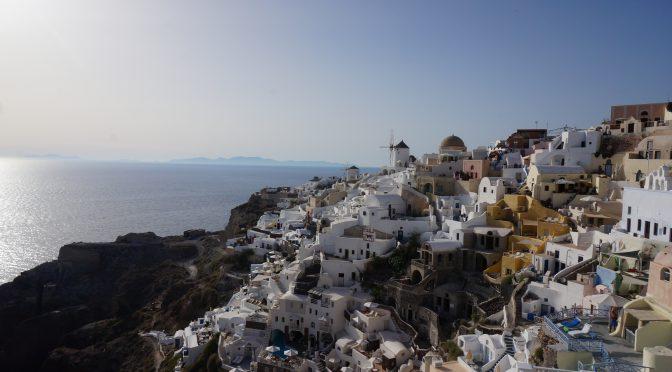 Cel mai interesant lucru din Santorini