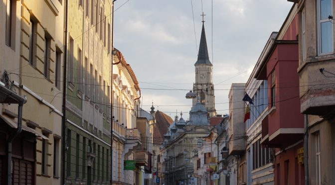 Pofta de Cluj: Scurt indrumar nepretentios de crasme si cofetarii