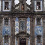 The Igreja de Santo Ildefonso, Porto