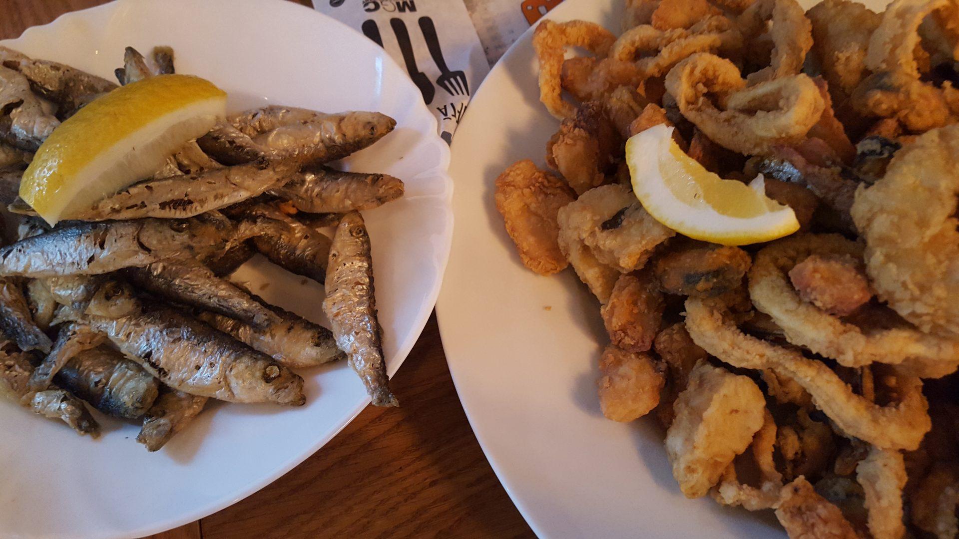 Taverna Racilor Fish Market - Bucuresti