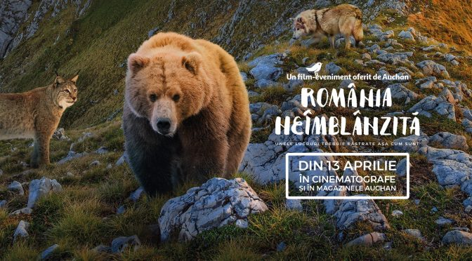 UPDATE (14.04.2018): România neîmblânzită, poate cel mai bun film (fake) de centenar