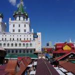 Izmailovsky Market, Moscova