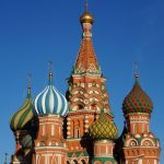 The Cathedral of Vasily the Blessed (St. Basil), Moscova