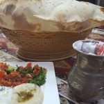 Salate si lipie, A la Turca